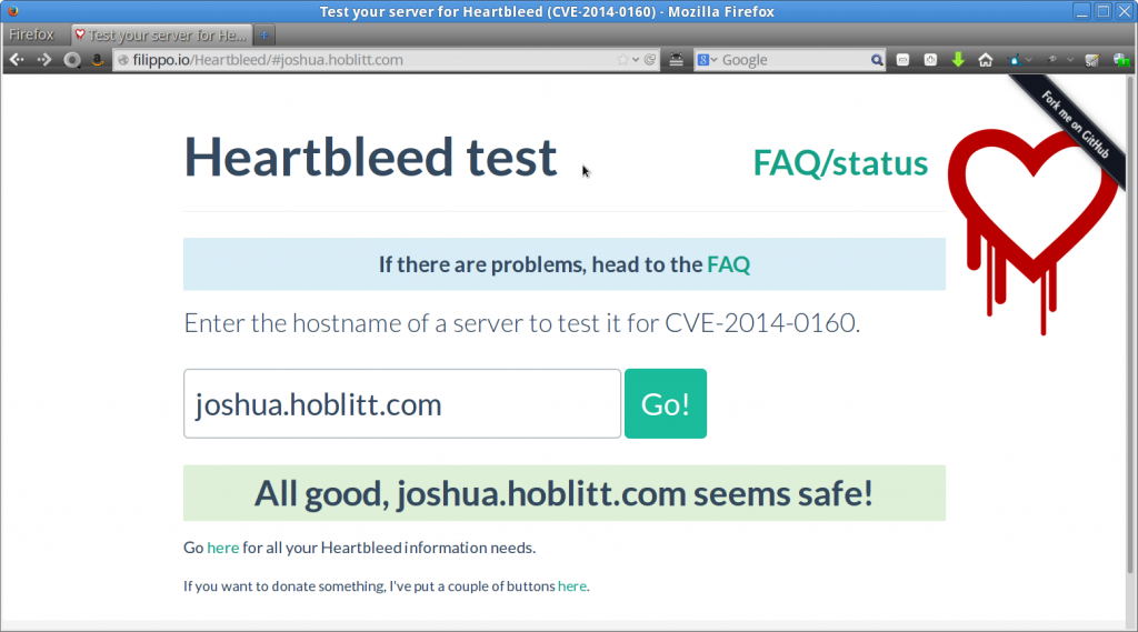 Screenshot-Test your server for Heartbleed (CVE-2014-0160) - Mozilla Firefox